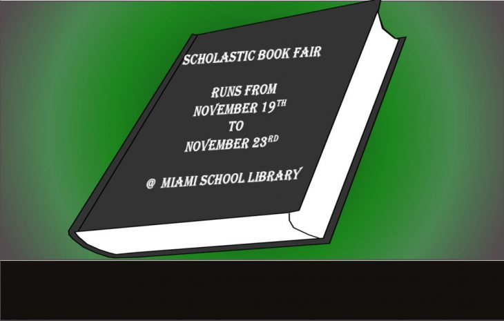 Scholastic Book Fair Info