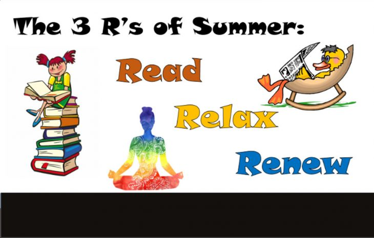 The 3 R's of Summer