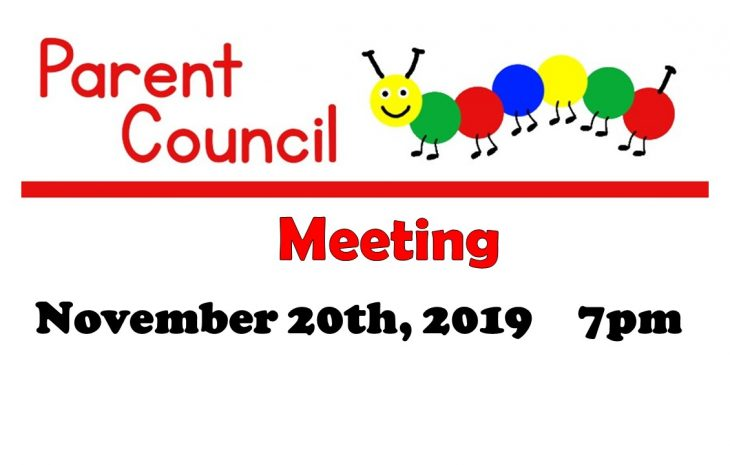November PAC Meeting