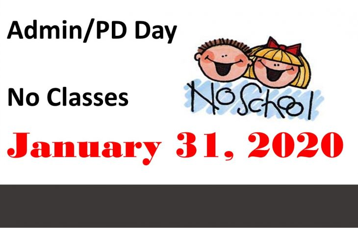 Administration/PD Day