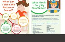Guidelines when child is sick
